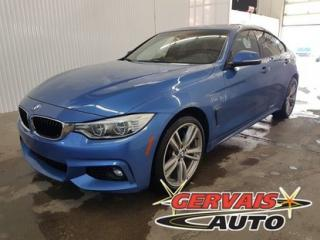 Used 2016 BMW 4 Series 435i Xdrive Grand Coupe for sale in Shawinigan, QC