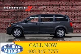 Used 2016 Dodge Grand Caravan SXT for sale in Red Deer, AB
