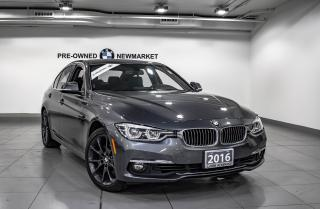 Used 2016 BMW 328i xDrive Sedan (8E37) -1OWNER|LOW KMS| for sale in Newmarket, ON