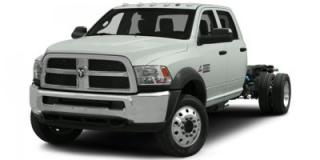 New 2018 RAM 5500 Chassis ST Crew Cab for sale in Swift Current, SK