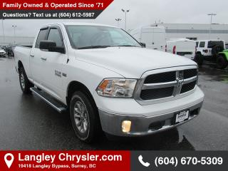 Used 2016 RAM 1500 *SLT* *ALL NEW TIRES* for sale in Surrey, BC