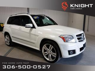 Used 2011 Mercedes-Benz GLK-Class GLK 350 for sale in Moose Jaw, SK