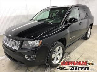 Used 2016 Jeep Compass HIGH ALTITUDE 4x4 for sale in Shawinigan, QC