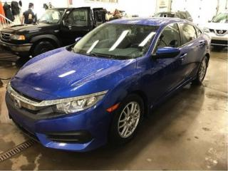 Used 2016 Honda Civic Lx A/c Bluetooth for sale in Trois-Rivières, QC