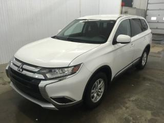 Used 2016 Mitsubishi Outlander Es Awc Awd Mags for sale in Shawinigan, QC