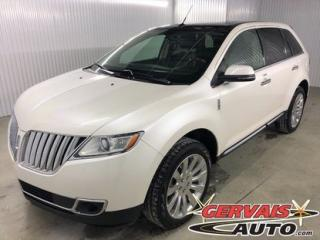Used 2015 Lincoln MKX Awd Gps Cuir Toit for sale in Trois-Rivières, QC
