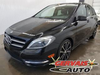 Used 2013 Mercedes-Benz B-Class B250 Sports Tourer for sale in Shawinigan, QC