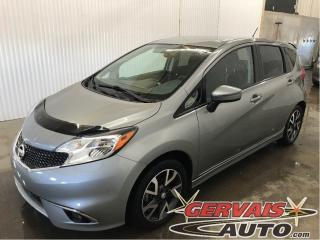 Used 2015 Nissan Versa Note Sr A/c Mag Bluetooth for sale in Shawinigan, QC