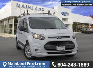 Used 2015 Ford Transit Connect XLT LOCALLY DRIVEN, EX-LEASE for sale in Surrey, BC