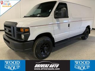 Used 2011 Ford E250 Commercial CLEAN CARFAX, 138 WHEELBASE, 4.6L V8 for sale in Calgary, AB