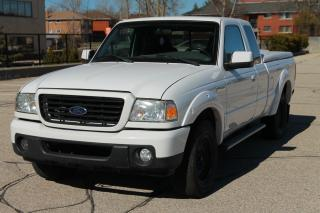 Used 2008 Ford Ranger Sport V6 | AC | CERTIFIED for sale in Waterloo, ON