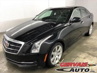 Used 2015 Cadillac ATS Cuir Mags for sale in Trois-Rivières, QC