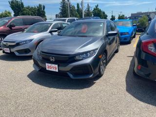 Used 2019 Honda Civic Hatchback LX for sale in Waterloo, ON