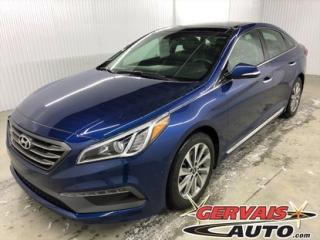 Used 2016 Hyundai Sonata Sport Tech Gps for sale in Trois-Rivières, QC