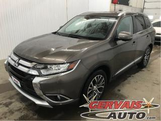 Used 2017 Mitsubishi Outlander Es Premium Awd Cuir for sale in Trois-Rivières, QC