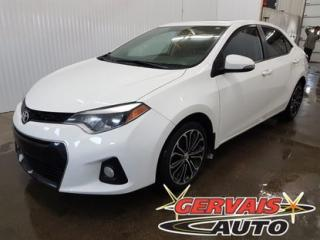 Used 2015 Toyota Corolla S T.ouvrant Mags for sale in Shawinigan, QC
