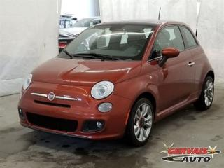 Used 2014 Fiat 500 Sport T.ouvrant A/c for sale in Trois-Rivières, QC