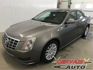 Used 2012 Cadillac CTS Awd Awd Luxury for sale in Shawinigan, QC