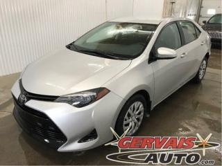 Used 2017 Toyota Corolla Le A/c for sale in Shawinigan, QC