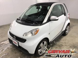 Used 2015 Smart fortwo PURE CUIR A/C for sale in Shawinigan, QC