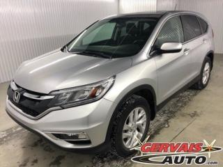 Used 2016 Honda CR-V Ex Awd T.ouvrant for sale in Trois-Rivières, QC