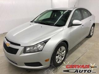 Used 2013 Chevrolet Cruze Turbo for sale in Trois-Rivières, QC