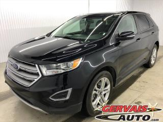 Used 2018 Ford Edge Titanium V6 Awd Cuir for sale in Trois-Rivières, QC