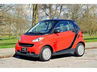 Used 2009 Smart fortwo passion (LOW KM) for sale in Vancouver, BC