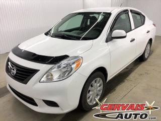 Used 2012 Nissan Versa 1.6 S A/c for sale in Trois-Rivières, QC