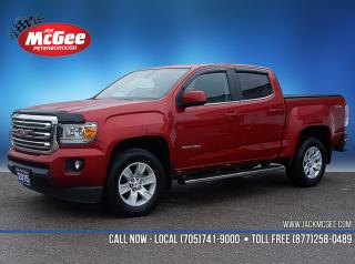 Used 2015 GMC Canyon SLE 3.6L, Bkts, Rmt Start, Fogs, Bluetooth, 17