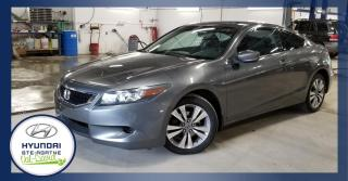 Used 2010 Honda Accord 2 portes, aut., EX-L Toit, Sièges chauff for sale in Val-David, QC