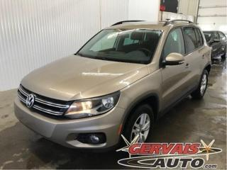 Used 2015 Volkswagen Tiguan Trendline 4Motion for sale in Shawinigan, QC