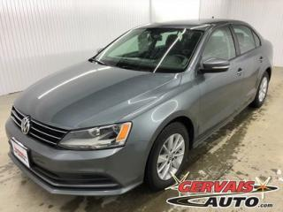 Used 2015 Volkswagen Jetta Trendline+ A/c Mags for sale in Trois-Rivières, QC