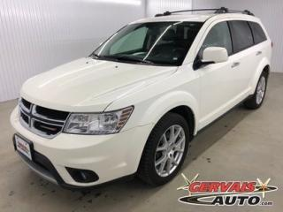 Used 2017 Dodge Journey Gt Cuir V6 Awd Mags for sale in Trois-Rivières, QC