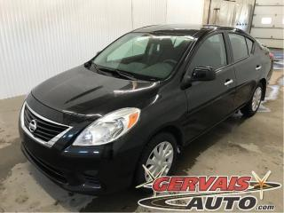 Used 2013 Nissan Versa Sv A/c for sale in Trois-Rivières, QC