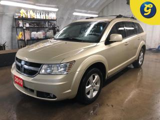 Used 2010 Dodge Journey SXT ****AS IS SPECIAL******Leather interior *  V6 * Remote start * Keyless entry * Phone connect * Voice recognition * Climate control/rear controls * for sale in Cambridge, ON