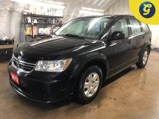 Used 2012 Dodge Journey SE Plus* U connect touchscreen * Push button ignition * Navigation * Keyless entry * Climate control * Heated mirrors * Steering wheel controls * for sale in Cambridge, ON