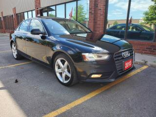 Used 2013 Audi A4 DRIVE AWAY SAME DAY for sale in Scarborough, ON