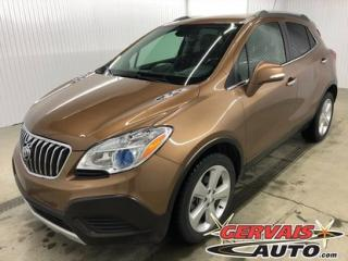 Used 2016 Buick Encore Convenience for sale in Shawinigan, QC