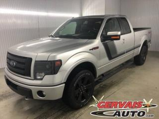 Used 2014 Ford F-150 Fx4 Décor 4x4 Gps for sale in Trois-Rivières, QC