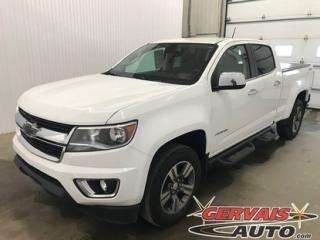 Used 2017 Chevrolet Colorado 4x4 Lt Crew Cab V6 for sale in Shawinigan, QC