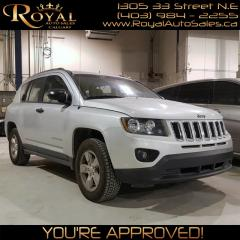 Used 2014 Jeep Compass Sport for sale in Calgary, AB