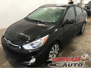 Used 2017 Hyundai Accent SE Toit Ouvrant A/C Mags Bluetooth for sale in Shawinigan, QC