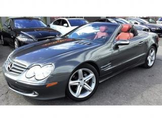 Used 2005 Mercedes-Benz SL-Class 2dr Roadster for sale in Laval, QC