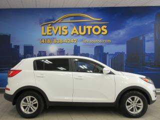 Used 2011 Kia Sportage Lx Sièges Ch. A/c for sale in Lévis, QC