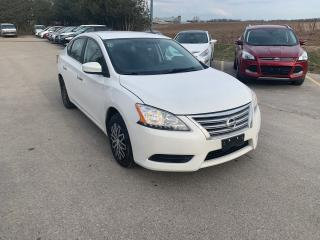 Used 2014 Nissan Sentra S for sale in Waterloo, ON