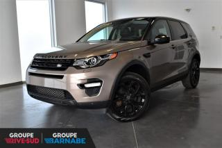 Used 2016 Land Rover Discovery Sport HSE AWD TOIT-PANO+GPS+CUIR+ALLIAGE NOIR+ for sale in St-Jean-Sur-Richelieu, QC