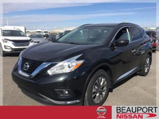 Used 2017 Nissan Murano SV AWD ***TOIT OUVRANT + NAVIGATION*** for sale in Beauport, QC