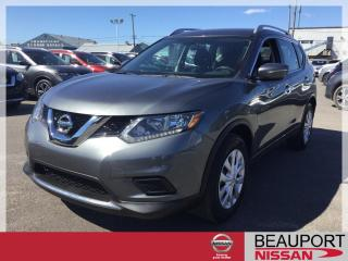 Used 2015 Nissan Rogue S FWD ***33 273 KM*** for sale in Beauport, QC