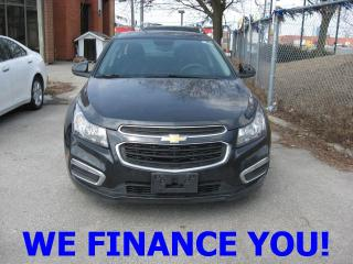 Used 2016 Chevrolet Cruze LT for sale in Toronto, ON